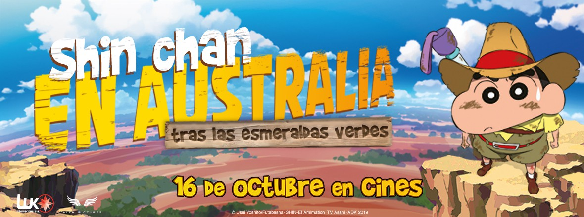 B - SHIN CHAN EN AUSTRALIA