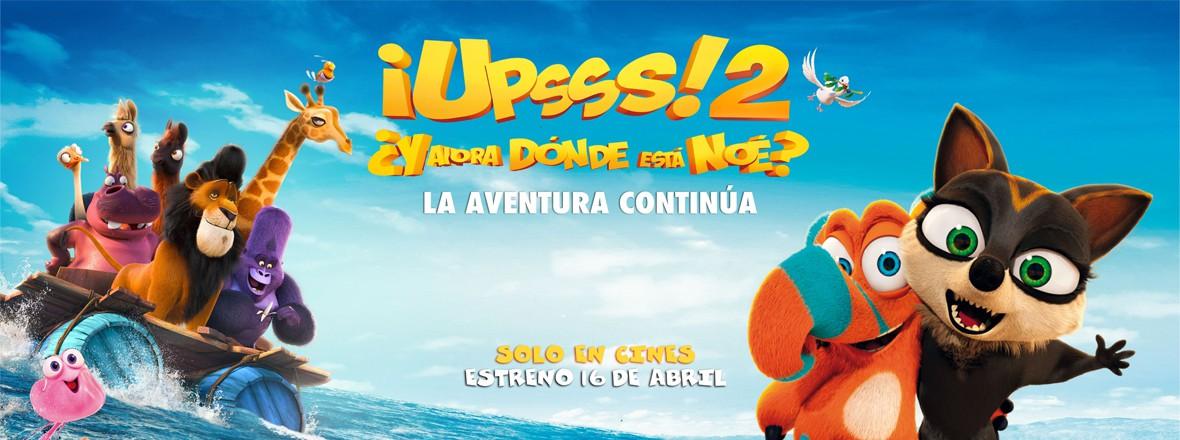 K - UPSS Y AHORA DONDE ESTA NOE